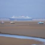 Friday Photo: Big boat, little boat