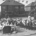 Friday Photo: VE Day parties