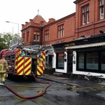 Fire at former Hoylake bar