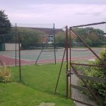 Tennis court site sold