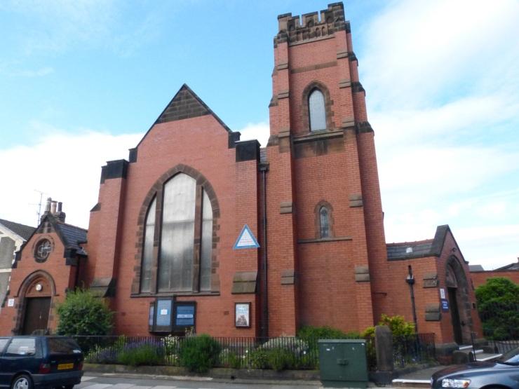 alderley road church
