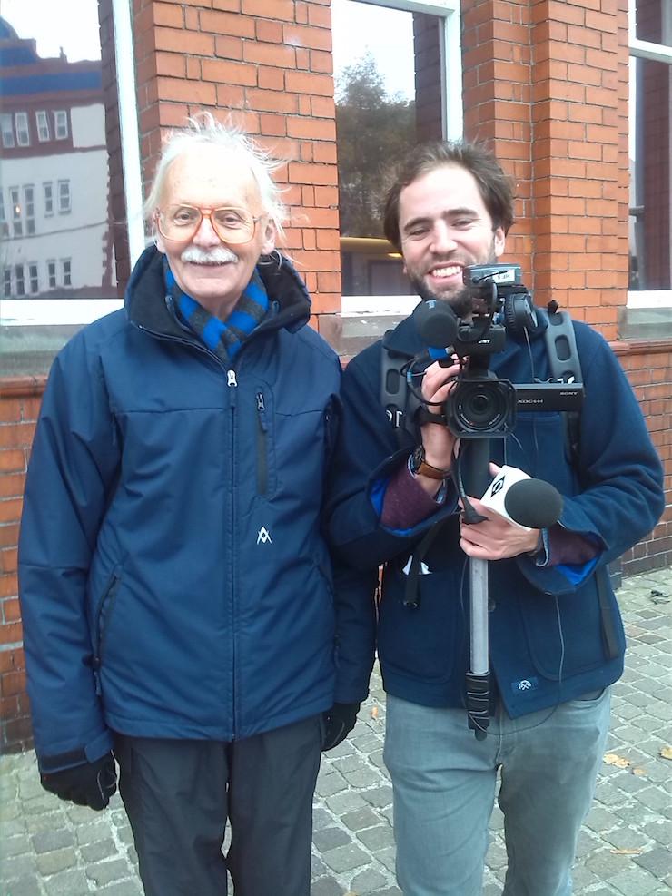 john ford tv crew