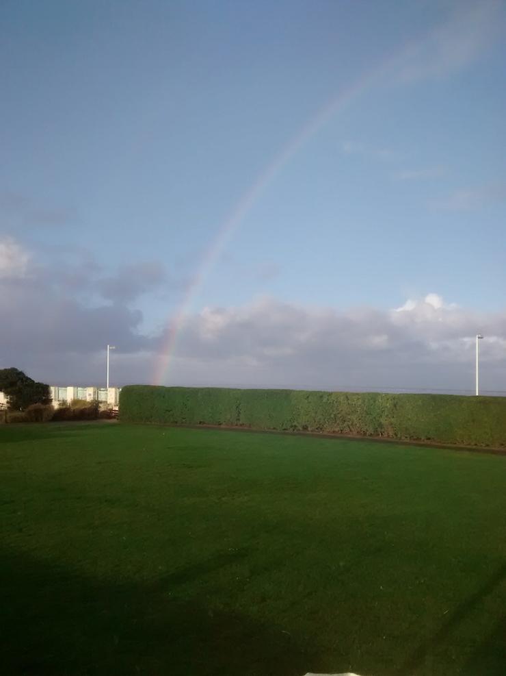 hoylake rainbow