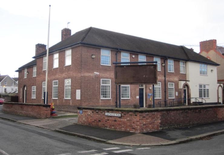 hoylake police station