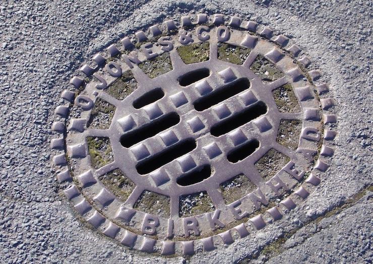 deneshey road drainspotting