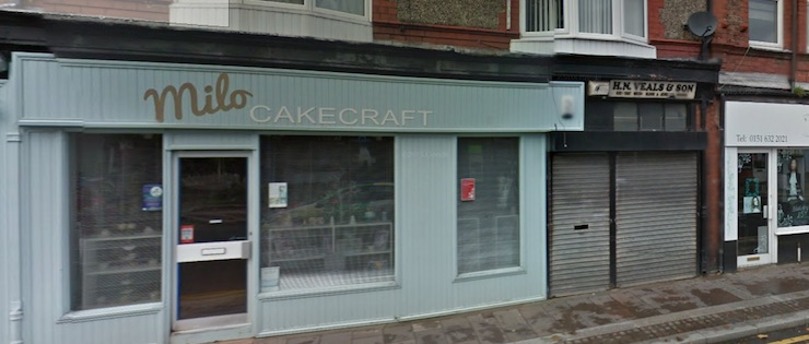 Cake Shop West Kirby