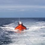 Dive boat and crew towed to safety by Hoylake lifeboat