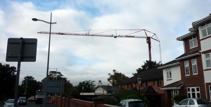 crane meols drive
