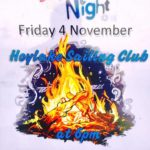 Hoylake Bonfire Night 2016