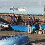 Friday Photo: Fishermen at Meols