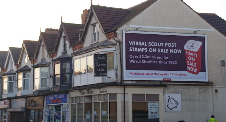 wirral scout post