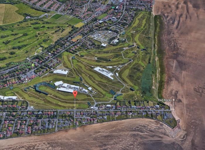 stanley road aerial