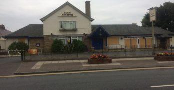 Demolition plans for Blue Anchor pub