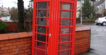 Campaigners want the Meols OMD phone box back