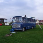 Friday Photo: Blue bus
