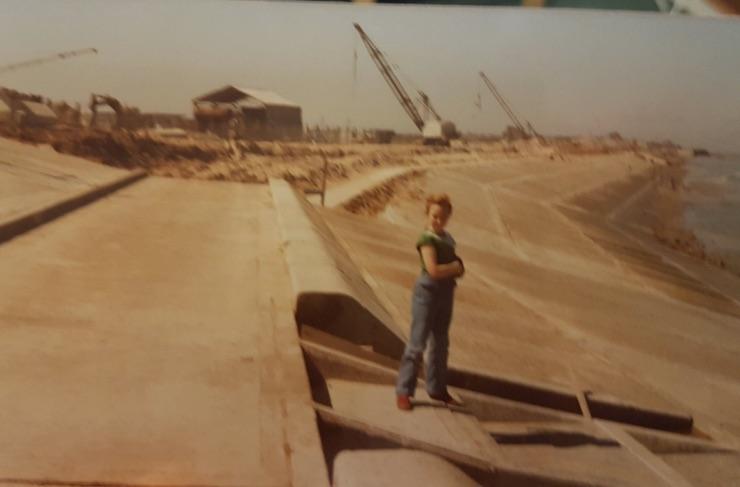 meols embankment construction